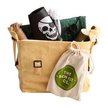Children's Make Your Own Den Kit - Pirate