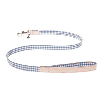 Clara Check Lead - Gray/Bonbon
