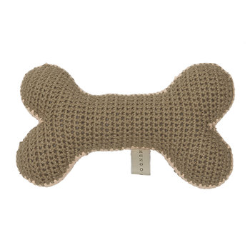 Crochet Dog Bone Toy