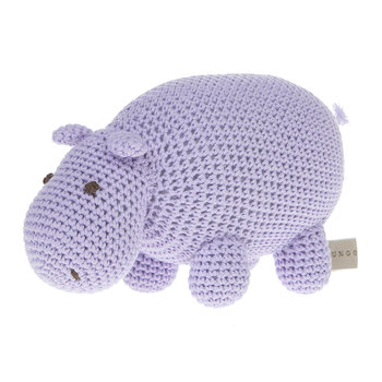 Humphrey The Hippo Dog Toy