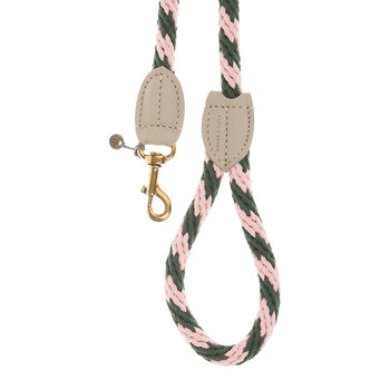 Rock Candy Rope Lead - Flamingo