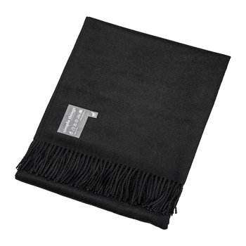 Alpaca Throw - Black