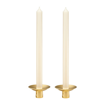 Evelina Candle Holders - Set of 2