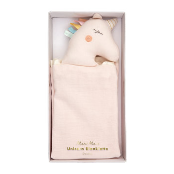 Animal Baby Blanket - Unicorn