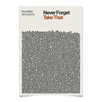 Never Forget Print - A2