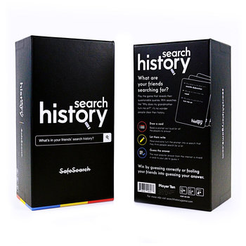 Search History Adult Party Game