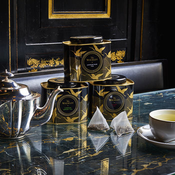 Luxury Pyramid Tea Bags - Assam