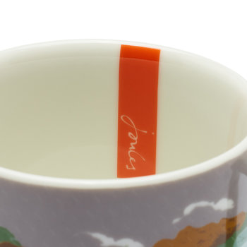 Kitchen Cuppa Mug - Embrace The Rain