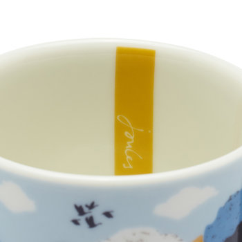 Kitchen Cuppa Mug - Taking The Plunge