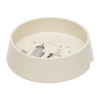 Party Dog Tales Dog Bowl