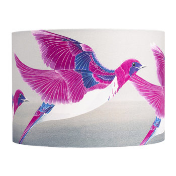 Violet Backed Starling Lamp Shade