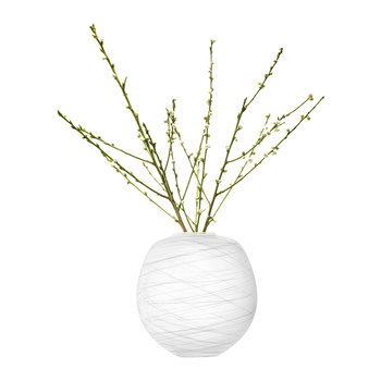 Boulder Vase - Chalk Thread