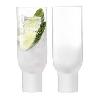Mist Highball Glass - Set of 2