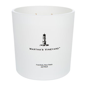 Northern Shoreline Scented Candle - Martha's Vineyard