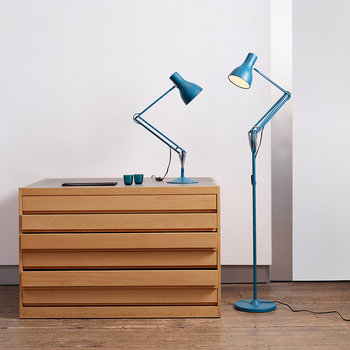 Type 75 Floor Lamp - Margaret Howell - Saxon Blue Edition