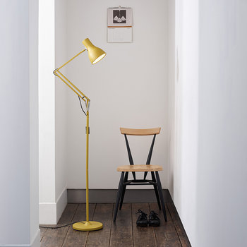 Type 75 Floor Lamp - Margaret Howell - Yellow Ochre Edition