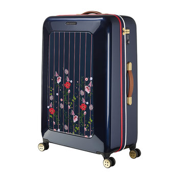 Hedgerow Suitcase - Navy