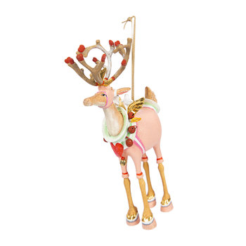 Patience Brewster Dash Away Cupid Tree Decoration