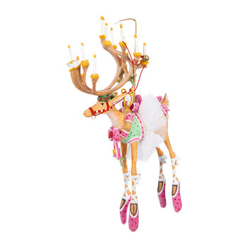 Patience Brewster Dash Away Dancer Tree Decoration