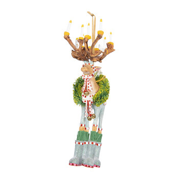 Patience Brewster Dash Away Dasher Tree Decoration