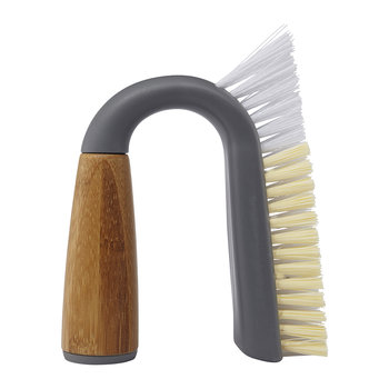 Grout & Tile Brush - Grey