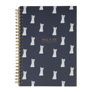 A5 Notebook - Chess Cat