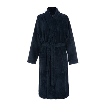 Einar Bathrobe - Indigo