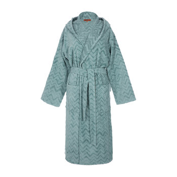 Rex Hooded Bathrobe - 22