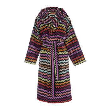 Warner Hooded Bathrobe - 159