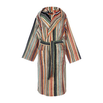 Warren Hooded Bathrobe - 100