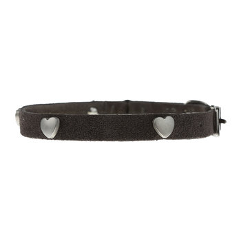 Sweet-Pea Cat Collar - Zinc