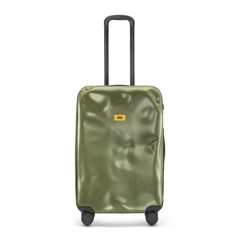 Icon Suitcase - Olive - Medium