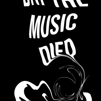 Day The Music Died Print