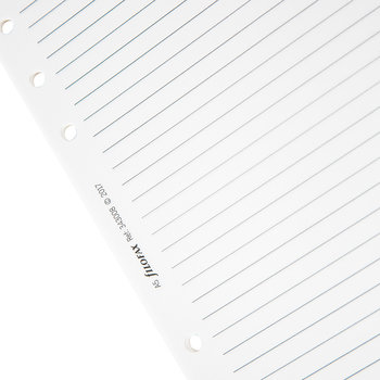 A5 Ruled Notepad Refill Paper