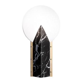 Moon Table Lamp - Black