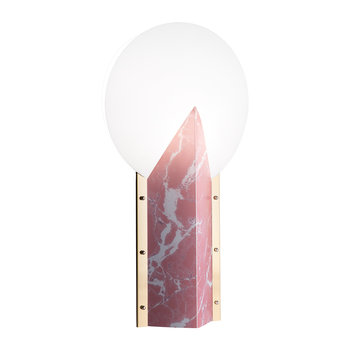 Moon Table Lamp - Pink