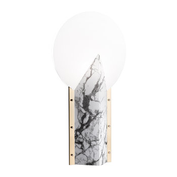 Moon Table Lamp - White