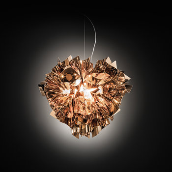 Veli Suspension Ceiling Light - Copper