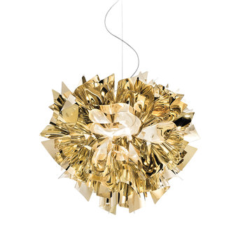 Veli Suspension Ceiling Light - Gold