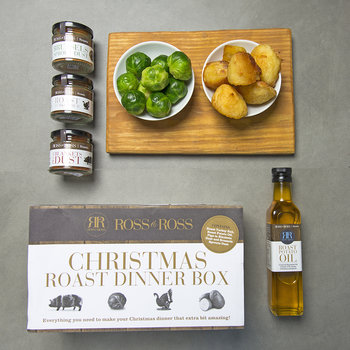 Christmas Roast Dinner Box - Weihnachtsbraten