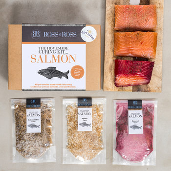 The Homemade Curing Kit - Salmon
