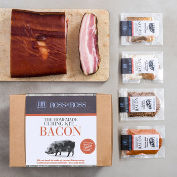 The Homemade Curing Kit - Spicy Bacon