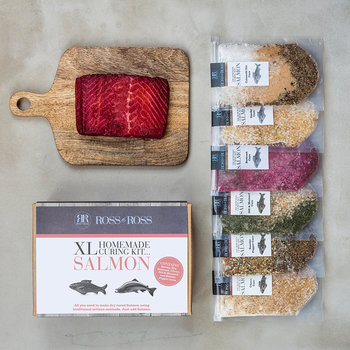 The XL Homemade Curing Kit - Salmon