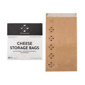 Cheese Storage Bags - Pack of 15