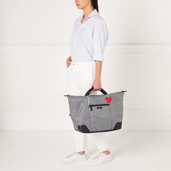 Hearts & Stripes Fenella Weekend Holdall