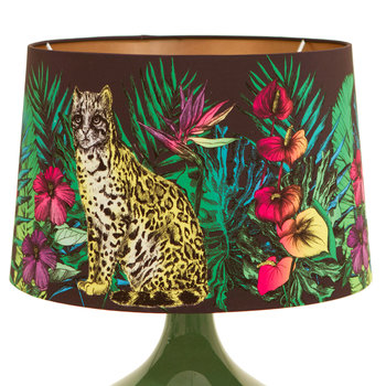 Midnight Jungle Lamp