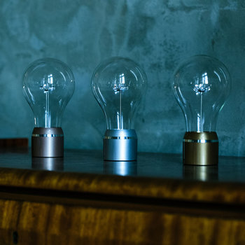 Edison Single Light Bulb - Copper
