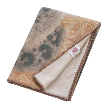 Piotiers Aquitania Throw - Beige