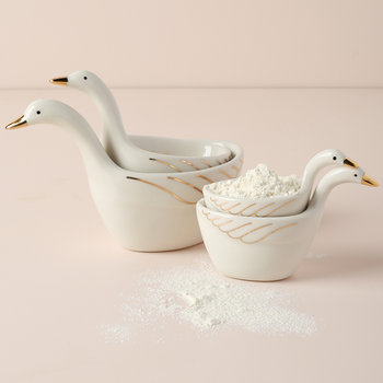 Gaggle of Geese Measuring Cups