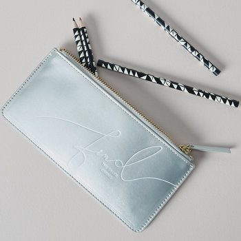 Monochromatic Pencil Pouch